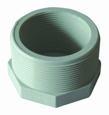 HPP Threaded Reducer Grey MD